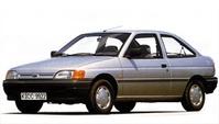 פורד אסקורט 1989 - 1992 יד שנייה