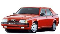 אלפא רומיאו 75 1985 - 1992 יד שנייה