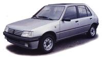 פיג'ו 205 1987 - 1999 יד שנייה