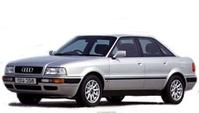 אאודי 80 1991 - 1995 יד שנייה