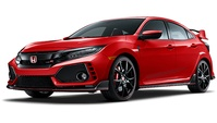 הונדה סיוויק Type R 2017 - 2018 החדשה