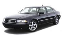 אאודי A8 1996 - 2003 יד שנייה