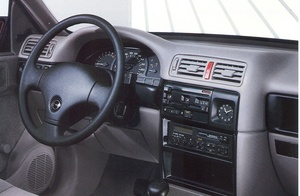 בנפט אופל וקטרה 1989 - 1995 יד שנייה - חוות דעת אופל וקטרה וביקורות רכב WG-77