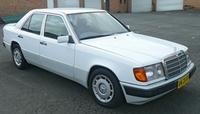 מרצדס E-class 1987 - 1995 יד שנייה