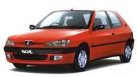 פיג'ו 306 1997 - 1999 יד שנייה