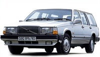 וולוו 740 1984 - 1993 יד שנייה