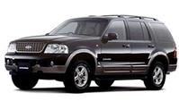 פורד אקספלורר 2002 - 2005 יד שנייה