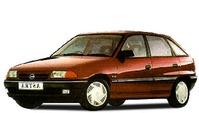 אופל אסטרה 1992 - 1998 יד שנייה