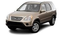 הונדה CR-V 2002 - 2006 יד שנייה