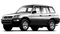 טויוטה ראב 4 1996 - 2000 יד שנייה