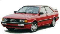 אאודי 80 1988 - 1991 יד שנייה