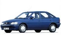 פורד אסקורט 1992 - 1995 יד שנייה