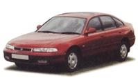 מאזדה 626 1992 - 1997 יד שנייה