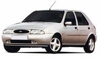 פורד פיאסטה 1995 - 2002 יד שנייה