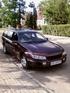 אופל אומגה 1995 - 1999 סדאן  -  סגול  - מבט מלפנים
