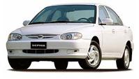 קיה ספיה 1997 - 2004 יד שנייה