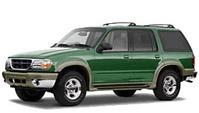 פורד אקספלורר 1995 - 2001 יד שנייה