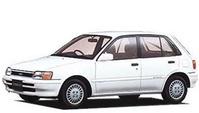 טויוטה סטארלט 1992 - 1996 יד שנייה