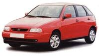 סיאט איביזה 1993 - 2002 יד שנייה