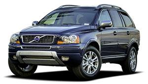 מצטיין וולוו xc90 2003 - 2014 יד שנייה - חוות דעת וולוו xc90 וביקורות רכב MJ-63