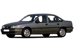 שונות אופל וקטרה 1989 - 1995 יד שנייה - חוות דעת אופל וקטרה וביקורות רכב BV-04