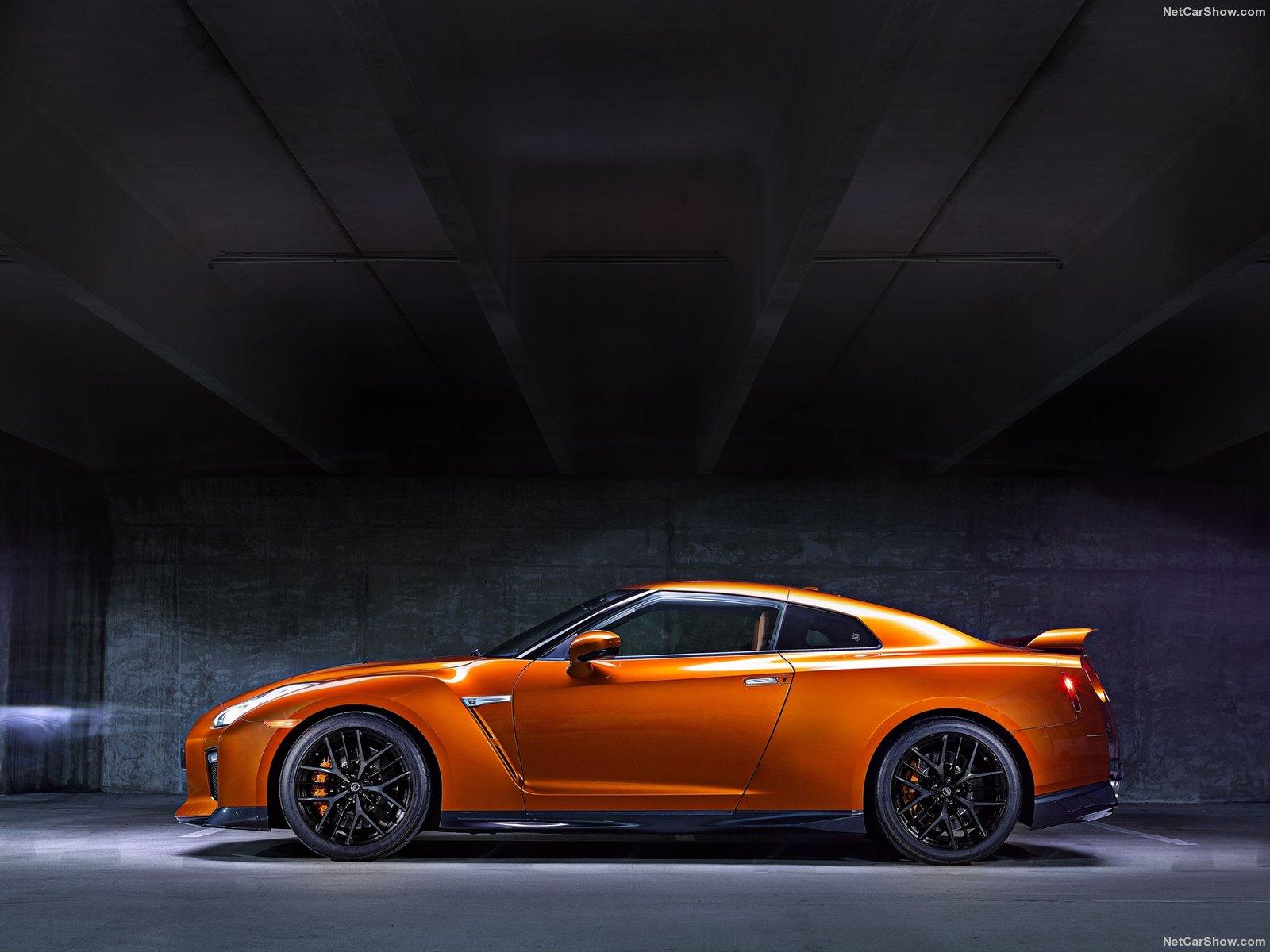 ניסאן GT R 2011 2018 החדשה תמונות
